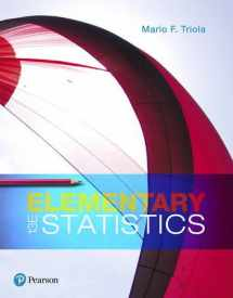 9780134462455-0134462459-Elementary Statistics