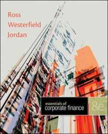 9780078034756-0078034752-Essentials of Corporate Finance, 8th Edition - standalone book