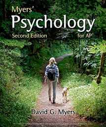 9781464113079-1464113076-Myers' Psychology for AP